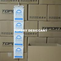 Buy cheap Anti-Mildew Clothes Desiccant Bag For Shipping Container from wholesalers