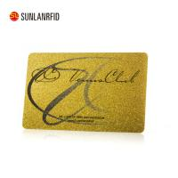 Buy cheap Credit Card Size Hico /Loco Plastic Pvc Rfid Metal Magnetic Stripe Card from wholesalers