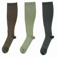 Buy cheap Medical Compression Stockings for Flight Socks Prevent DVT Risk from wholesalers