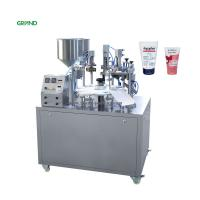 Buy cheap 350kg Tube Filling Sealing Machine NF-30 Semi Automatic Toothpaste Cream from wholesalers