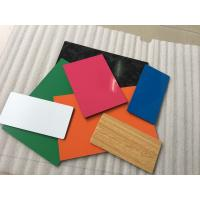 Buy cheap FEVE Paint ACP Aluminium Composite Panel Anti - Bacterial With Pearl Color product