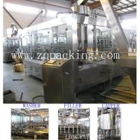 Buy cheap 3 In 1 Aseptic Fruit Juice Filling Machine/Pulp Juice Processing Equipment from wholesalers