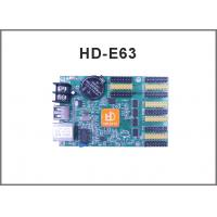 Buy cheap HD-E63(HD-E41) Ethernet display controller network +USB communication control system for LED display signs from wholesalers