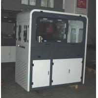 Buy cheap CR80 standard bank 0.76mm thickness Credit Card Punching machine 5.5KW from wholesalers