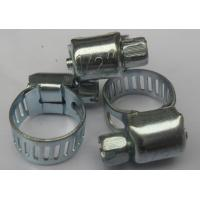 Buy cheap Best Quality 6-16mm stainless steel American type Screw hose clamp from wholesalers