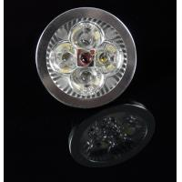 Buy cheap E27 / E26 5W AC100 - 240V White Low Energy LED Spot Bulb Lamps With WIde Beam Angle from wholesalers