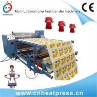 Buy cheap roller sublimation heat transfer machine heat press sublimation machine from wholesalers