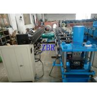 Buy cheap Fully Automatic Strip Profile Purlin Roll Forming Machine With Single Head Decoiler product