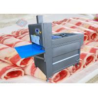 Buy cheap 304 Stainless Steel Meat Processing Machine Adjustable 2L 4L Beef Mutton Slicer from wholesalers