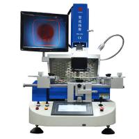 Buy cheap SMD soldering rework station motherboard vga chip removal machine with IR from wholesalers