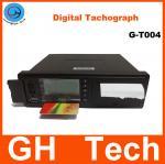 Buy cheap Digital russian gps tachograph GH Digital GPS Data Recorder GPS / Glonass Dual Model Tachograph Russian / English Langua from wholesalers
