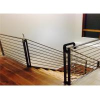 Buy cheap Modern  cable system cable railing stainless railings cable railings for stairs from wholesalers