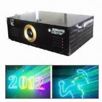 Buy cheap 2W RGB Lights with Sound Control, Auto Control, DMX and Compatible with PC Software from wholesalers