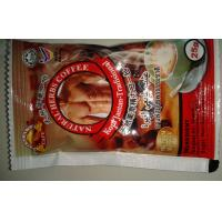 Buy cheap Aluminum Foil Coffee Bag Packaging Moisture Proof With Red Gravure Printing from wholesalers
