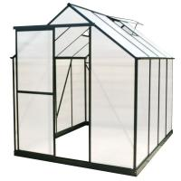 Buy cheap clear/transparent pc corrugated plastic sheet for greenhouse from wholesalers