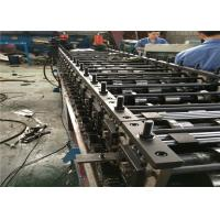 Buy cheap HVAC Duct Roller Shutter Door Roll Forming Machine 0.5-1.5mm Interface Control from wholesalers