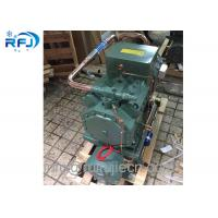 Buy cheap 40HP Bitzer Compressor 6GE-40Y Water Cooled Condensing Unit For Cold Storage Room product