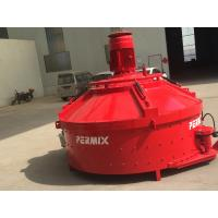 Buy cheap Artificial Marble Stone Planetary Cement Mixer Refractory Material Mixing 750L from wholesalers