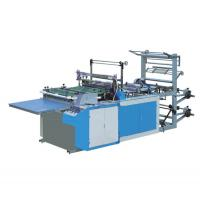 Buy cheap High Efficient Automatic  T-Shirt bag Courier bag making machine from wholesalers