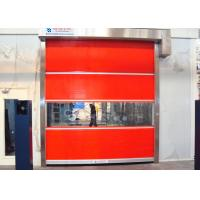 Buy cheap Durable High Speed Doors With Full Transparent 1.5mm PVC Window from wholesalers