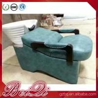Buy cheap Wholesale barber equipment salon suppliers shampoo station sink and chair product