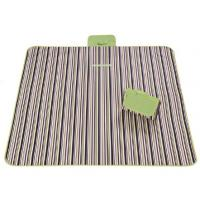 Buy cheap Park Padded Waterproof Picnic Blanket , Outdoor Picnic Mat Moisture Proof product