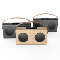 Buy cheap Wood Bluetooth Wireless Home Theater Speakers Powered Sub - Woofer Model from wholesalers