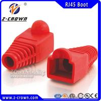 Buy cheap RJ45 Cable Boots Patch Cord Rubber Boots For Network Cabling product