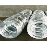 Buy cheap BWG 22 Wire Gauge Galvanized Binding Wire For Bird Cage / Communication Devices from wholesalers