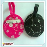 Buy cheap round shape printable luggage tags from wholesalers