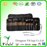 Buy cheap Professional black Makeup Brush Cosmetic Make up Brushes Set Kit bag from wholesalers