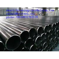 Buy cheap ERW welded steel pipe,ERW steel pipe for civil building and constructionautomatic pipe welding machine from wholesalers
