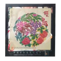 Buy cheap hot sale Chinese Handmade Shadow Crafts Business Etiquette gifts  china gift beautiful flower gift from wholesalers