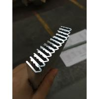 Buy cheap Brush Anodized Fridge Aluminum Frame Extrusion Profiles With Iso & Rohs Certificates from wholesalers