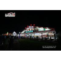 Buy cheap Moveable Marquee for Beer Festival , Outdoor Event Tents Waterproof Aluminum from wholesalers