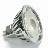 Buy cheap High Power LED Lamp 1x3W MR16 from wholesalers
