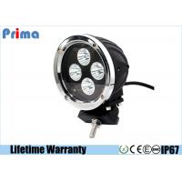 Buy cheap 40W Spot / Combo CREE Round Driving Lights Die Cast Aluminum Housing from wholesalers