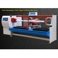 Buy cheap Auto Paper Core Cutting Machine Bopp Tape Making Machine Touch Screen Control from wholesalers