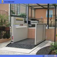 Buy cheap China Tavol Brand Wheelchair Lift Platform for Disabled/Aged People from wholesalers