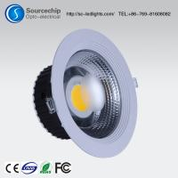 Buy cheap 150mm led down light Chinese stores from wholesalers