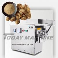 Buy cheap Commercial small table top wet rice grain stone grinder machine Chinese herbal medicine grinder/milling machine from wholesalers