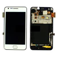 Buy cheap SAMSUNG Galaxy S2 GT-i9100 White SuperAMOLED Lcd Screen from wholesalers