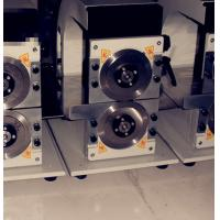 Quality Accuracy Adjusting V Cut PCB Depaneling Machine With Circular Blades for sale