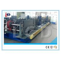 Buy cheap Cr12 Blade Cable Tray Roll Forming Machine With Punching 15m / Min Forming Speed from wholesalers