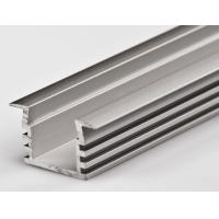 Buy cheap Customized Aluminum Extrusion Bar With Electrophoretic Coating from wholesalers