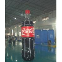 Buy cheap Giant Inflatable Coca Cola Bottle for Advertising / Display from wholesalers