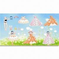 Buy cheap Fridge Magnet, Used for Photo Frame, Customized Requirements are Accepted product