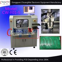 Buy cheap PCB Depaneling Machine PCB Inline CNC Router with 0.01 Positioning Accuracy from wholesalers