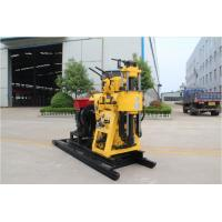 Buy cheap 100m Multi Purpose Hydraulic Core Drilling Machine , Water Well Drilling Rig from wholesalers