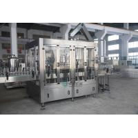 Buy cheap CE Standard Electric Driven Juice Glass Bottle Filler 3000 BPH - 14000 BPH from wholesalers